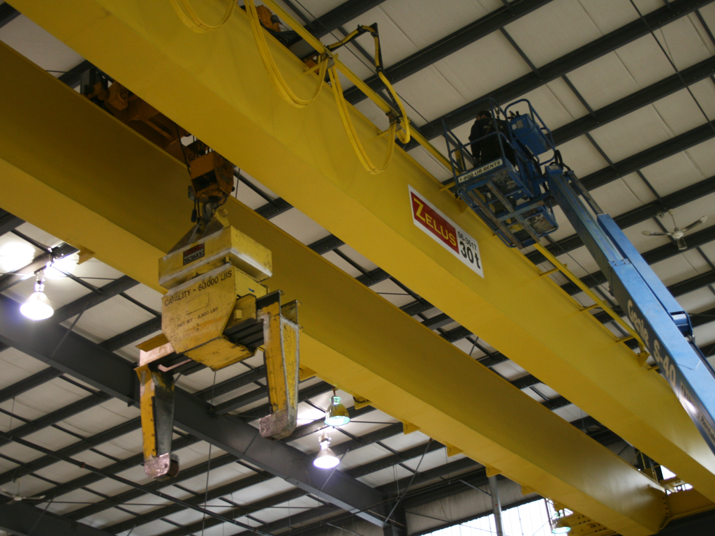Overhead Crane Training Requirements Ontario : Ovehead crane sales and service