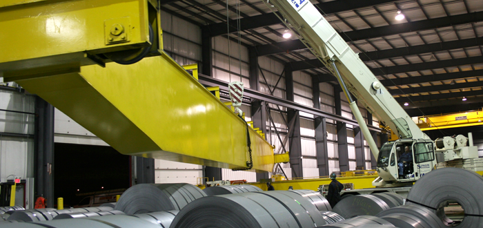 Zelus provides complete installation, inspection and maintenance programs.