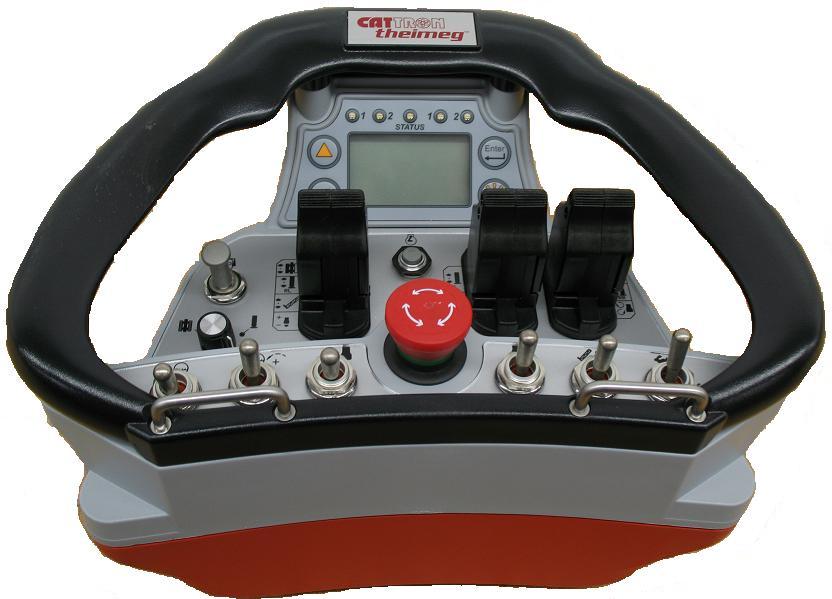 Catron control box