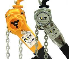 R&M manual crane hoist