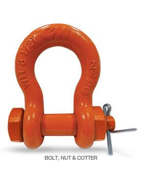 red rigging hook