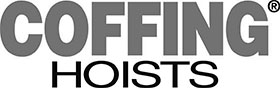 Coffing logo black and white