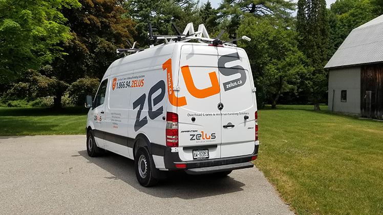 Zelus Van