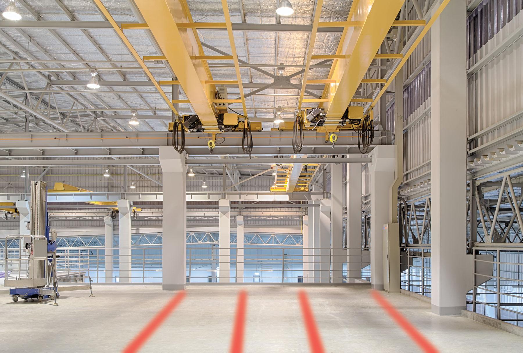 2-beams-on-floor